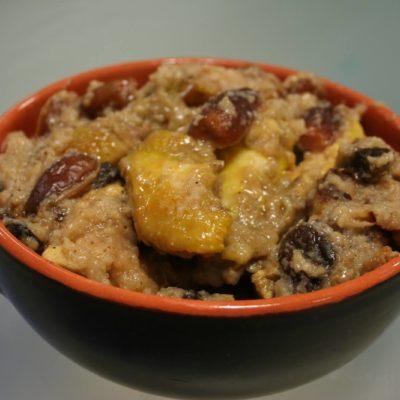 """Ambroisine de poulet selon """"un frammento di un Libro di Cucina del sec. XIV"""""""