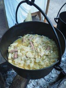 Soupe des paysans Béarnais 1