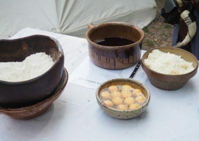Gaufres Couleisses salées au vin et au fromage 3