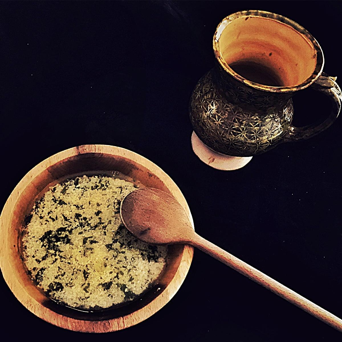 Soupe improvisée – Souppe despourveue
