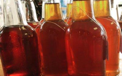 Bochet, Boisson fermentée au Miel