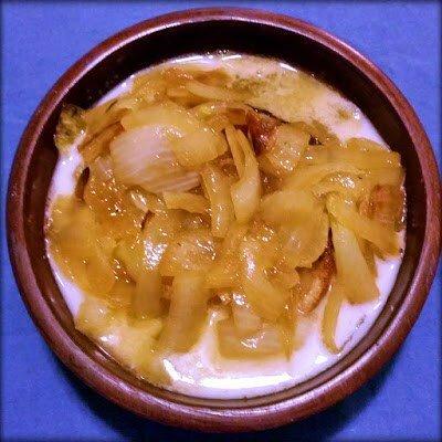 Soupe à l'oignon – Soupes Dorroy