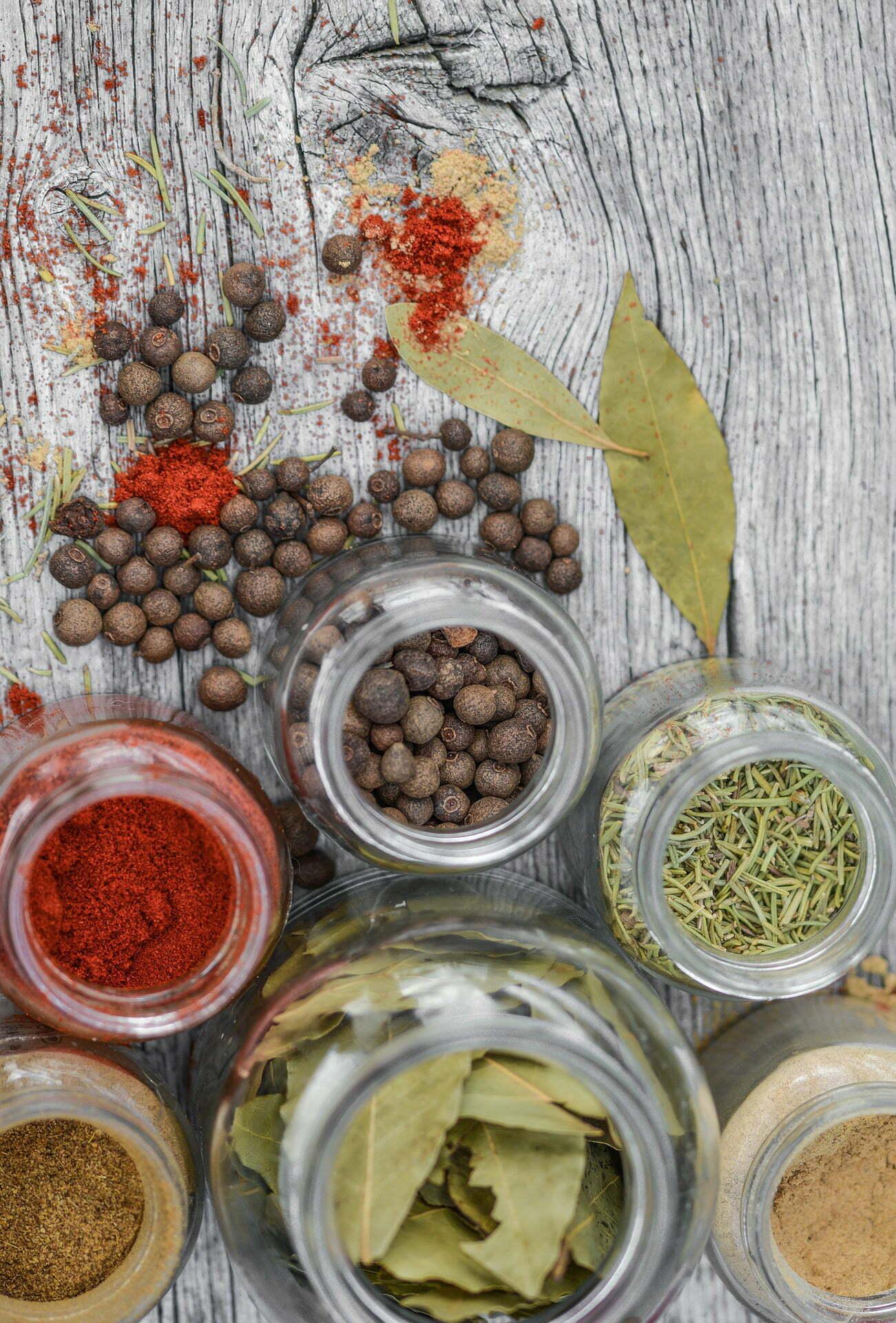 Utilisation des Epices en cuisine médiévale.