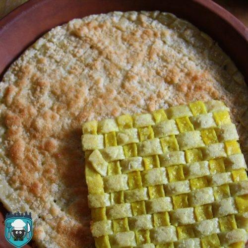 Gâteau Tressé