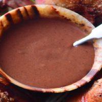Sauce Cameline au Verjus