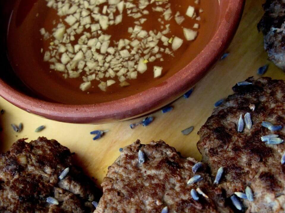 Ahrash - Galettes de viande