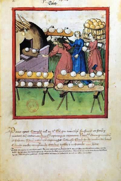 L'alimentation Médiévale 2