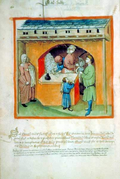 L'alimentation Médiévale 8