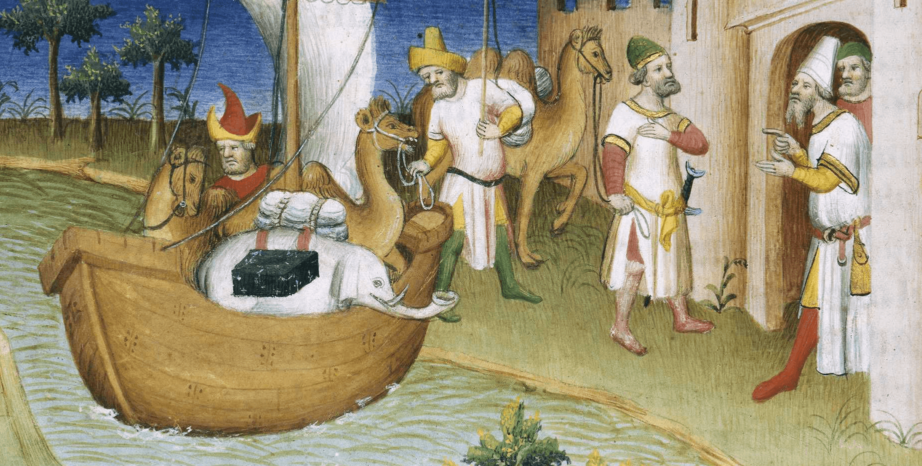 Les Épices au Moyen Âge 1