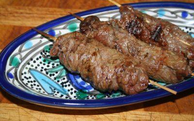 Roulés de veau ou de toute autre bonne viande