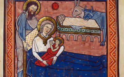 Menu médiéval pour le repas de Noël