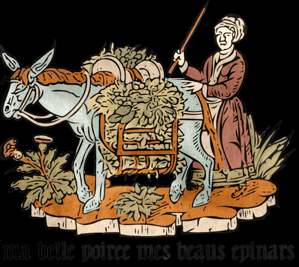 Recette Médiévale d'épinards