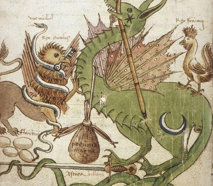 Tourte de Griffon au Sang de Dragon
