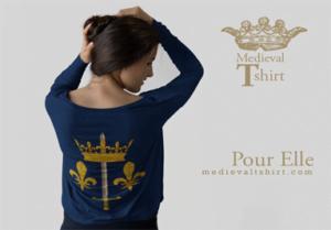 Tshirt medieval