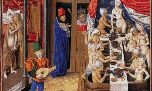 Bien se laver, comme au Moyen Âge !