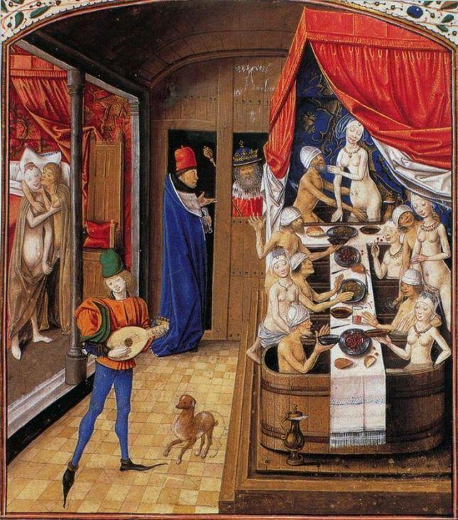 Bien se laver, comme au Moyen Âge ! 5