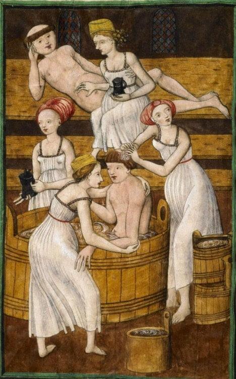Bien se laver, comme au Moyen Âge ! 6