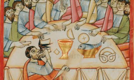 Langue des signes à la table du monastère de Cluny – 35 signes à découvrir