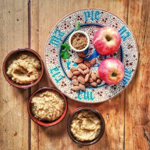 Compote de Pommes - Emplumeus de Pomes selon Maître Chiquart (XV°)