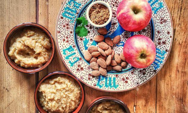 Compote de pommes – Emplumeus de Pomes