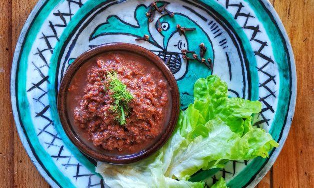 Hærræ Salsæ – Sauce pour les seigneurs (sauce à la cannelle)