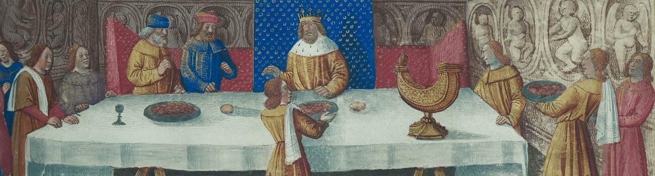 Recette Médiévale - Cuisine du Moyen Âge