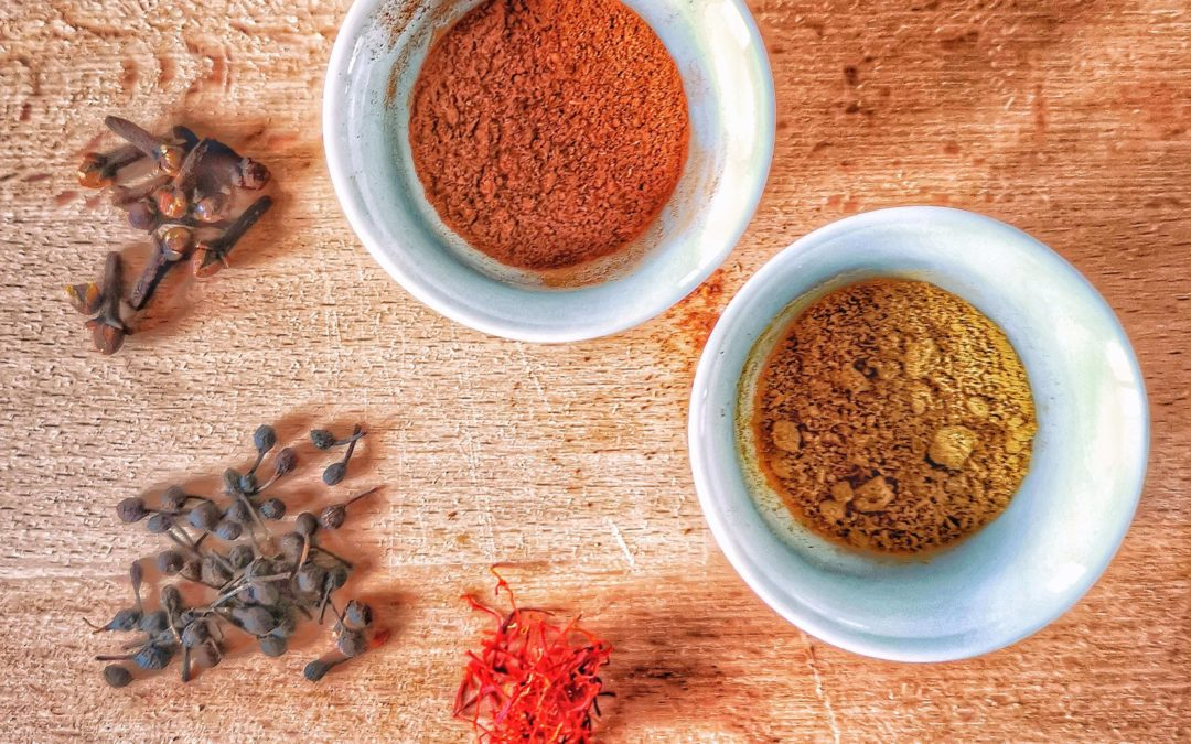 Poudre fine selon le Libro di cucina (XIV-XV°)