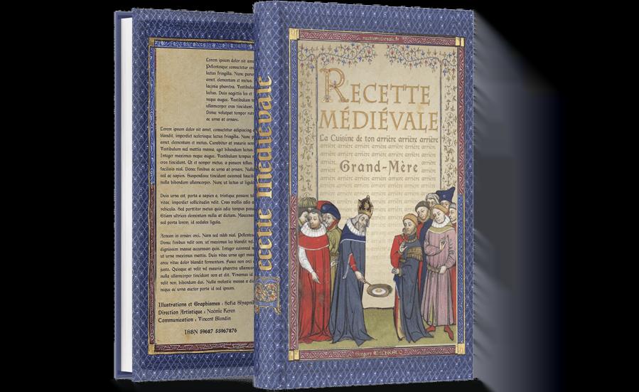 Le livre recette médiévale
